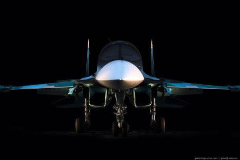 Sukhoi Su-34 Fullback (1)