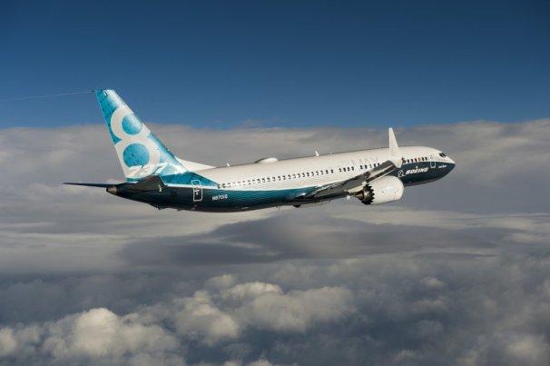 787MAX First Flight 2