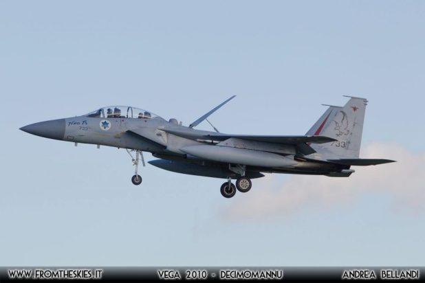 VEGA 2010 - F-15 Baz