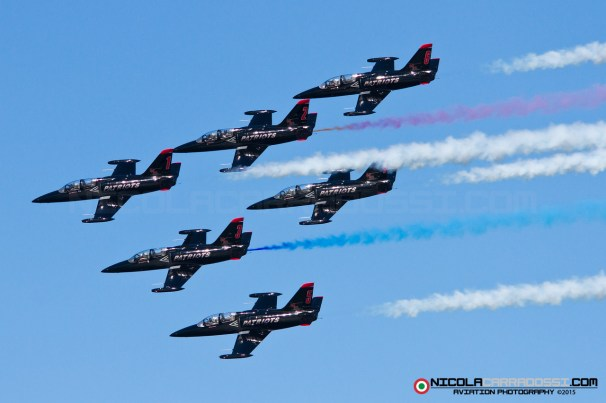Fleet Week 2015 - Patriots Jet Team