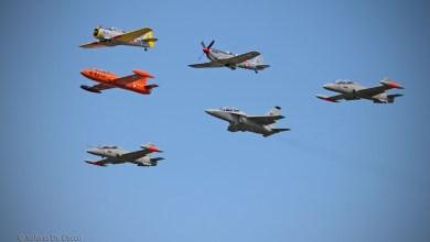 """Photo of Formazione """"Legend"""", oltre 60 anni di storia in volo a Rivolto"""