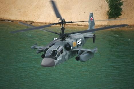 Kamov Ka-52 Alligator 2