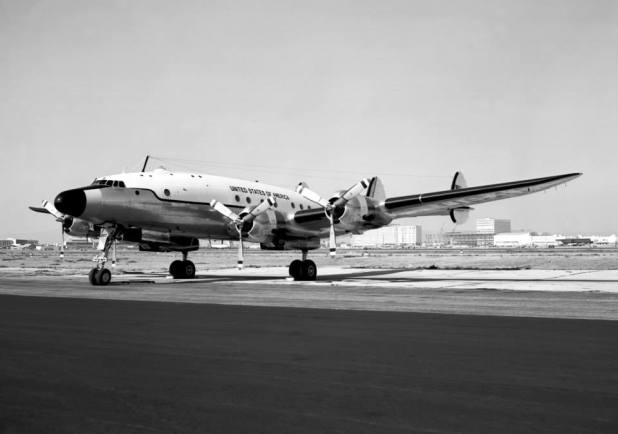 Lockheed C-121 Constellation - Columbine II - 1963