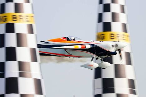Red Bull Air Race 2016 - Abu Dhabi - Juan Velarde