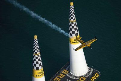 Red Bull Air Race 2016 - Abu Dhabi - Nigel Lamb