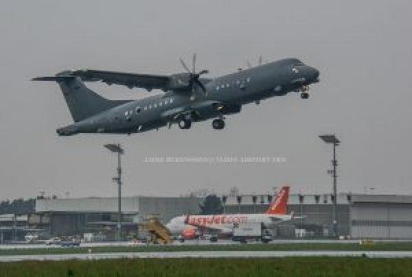 ATR72 AWS - Aeronautica Militare - 2