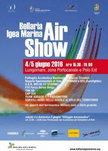Bellaria Igea Marina Air Show 2016