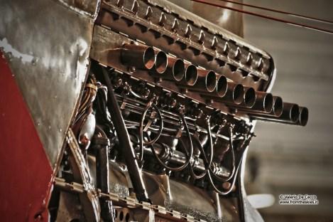 FIAT C.29 MM130Bis - Museo Storico Aeronautica Militare (11)