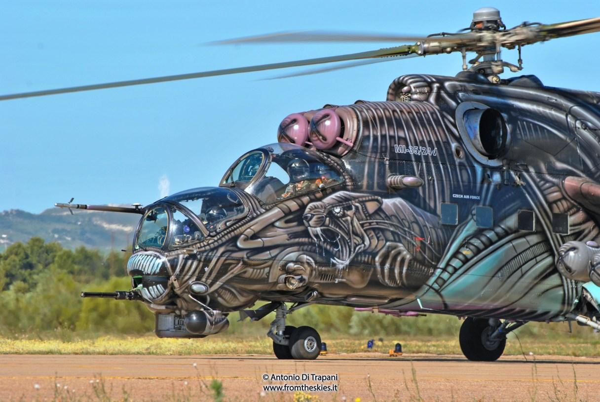NATO Tiger Meet 2016 - Zaragoza (2)