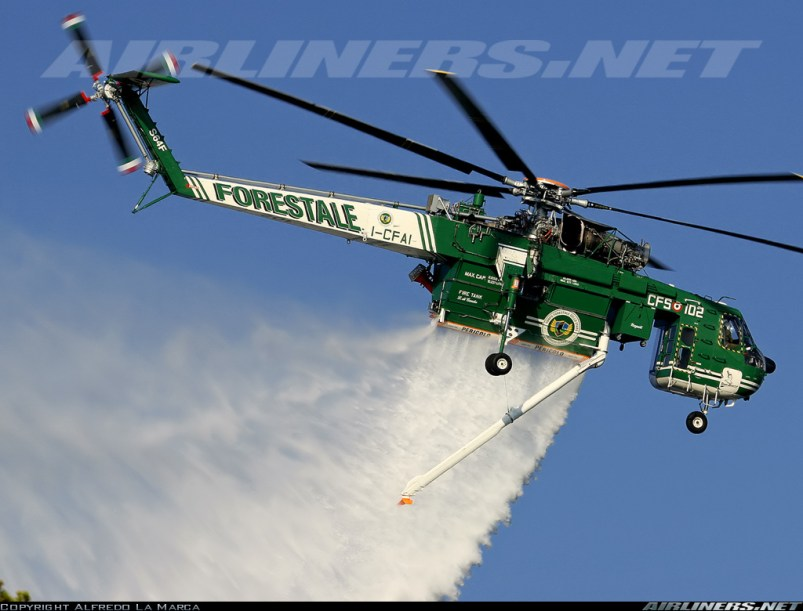 Erickson Air Crane S-64