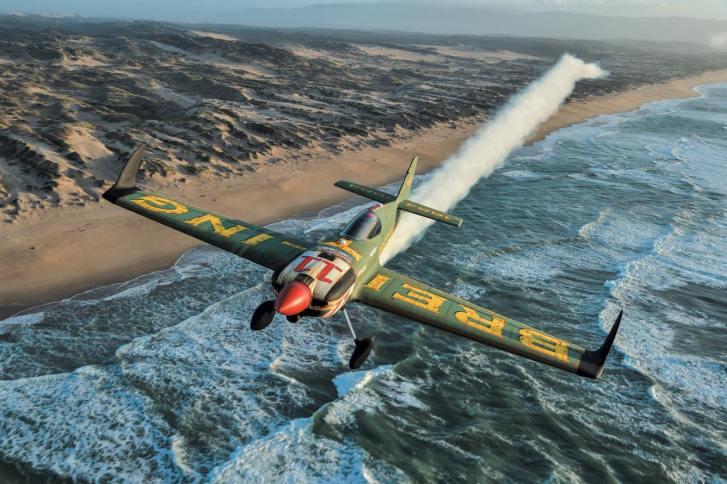 Brageot - Red Bull Air Race 2017