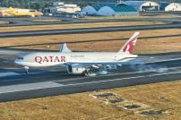 Qatar Airways - Boeing 777 - Volo QR920 (2)