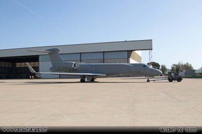 Gulfstream G550 CAEW - Aeronautica Militare (4)