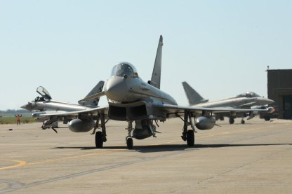 Northern Ice - Eurofighter Typhoon - Aeronautica Militare (2)