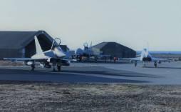 Northern Ice - Eurofighter Typhoon - Aeronautica Militare (8)