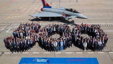Photo of Leonardo consegna il 500° Eurofighter Typhoon
