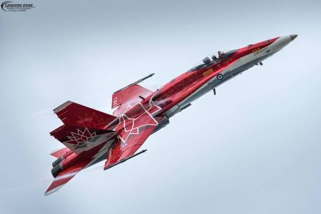 RCAF CF18 Demo Team - Special Color - 3