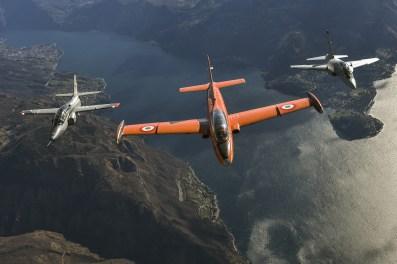 Leonardo M-345, M-346 e Aermacchi MB-326 (1)