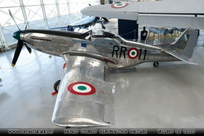 P-51D MUSTANG - Museo Storico Aeronautica Militare (4)