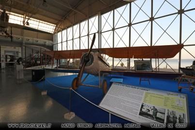 SPAD S VII - Museo Storico Aeronautica Militare (8)