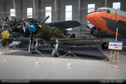 Museo Storico dell'Aeronautica Militare - Reggiane Re.2002 (2)