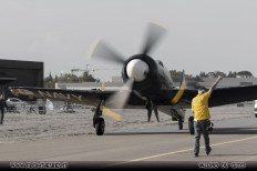 Sea Fury - Avignon Air Show 2017 (1)