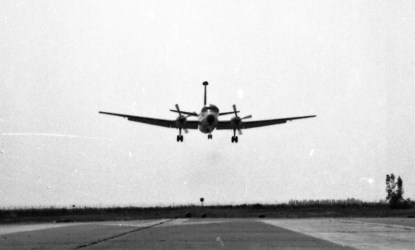 1972 Atlantic 27 giugno primo atterraggio