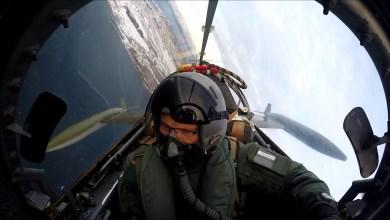 Photo of Guasto risolto, torna in volo l'F-104 norvegese!
