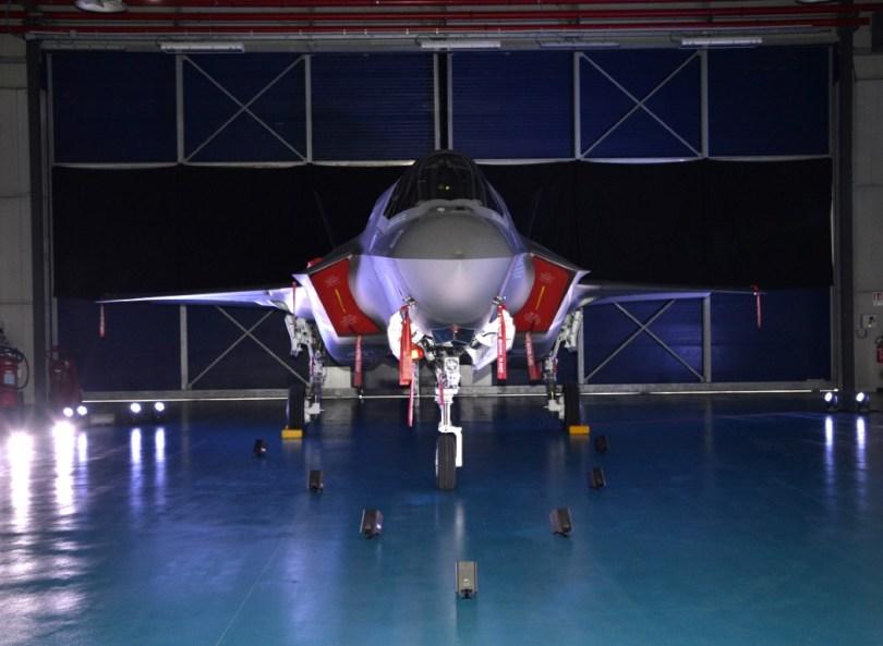 F-35B - Consegna alla Marina Militare (5)