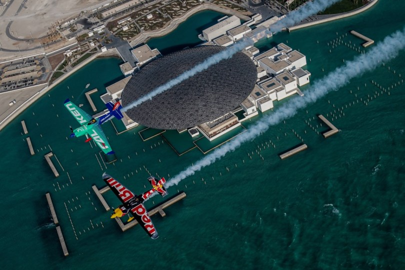 Red Bull Air Race 2018 - Sonka e Muroya (2)