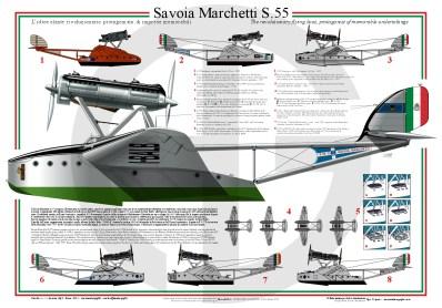 Savoia Marchetti S.55 I-BALB