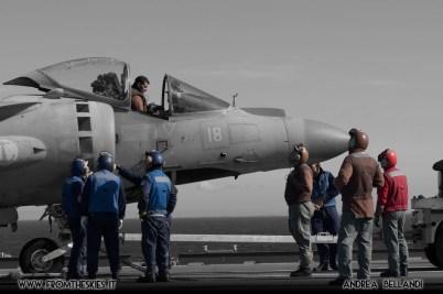 Nave Cavour e GRUPAER - Marina Militare -AS (2b)