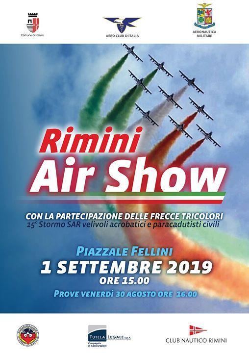 Calendario Frecce Tricolore 2020.Air Show 2019 In Italia Calendario Eventi Aeronautici