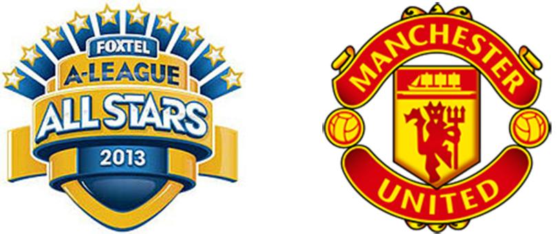 match of the preseason a league all stars vs manchester united