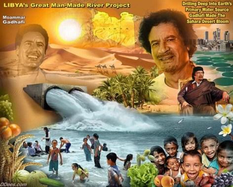 Gaddafi-art
