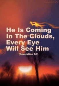 The Day of his Return mentioned in the Bible