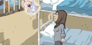 baby in prison