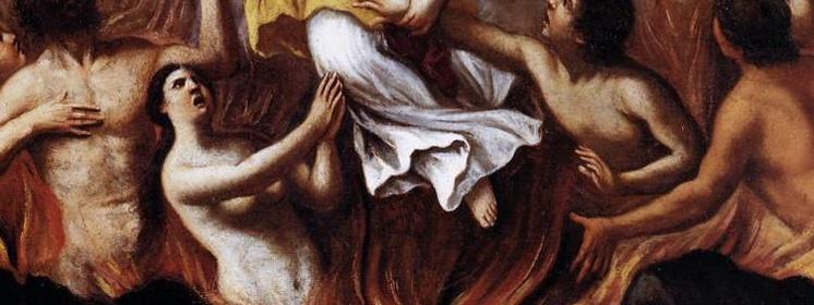 Co o czyśćcu mówią święci? Katarzyna z Genui, Faustyna, Jan od Krzyża, Pio