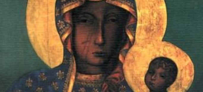 Maryjo, Królowo Polski JESTEM PRZY TOBIE PAMIĘTAM!