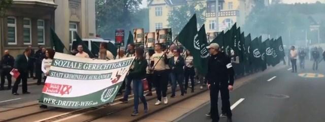 Neonaziści w Niemczech. Dlaczego świat milczy, a Unia Europejska nie bije na alarm?