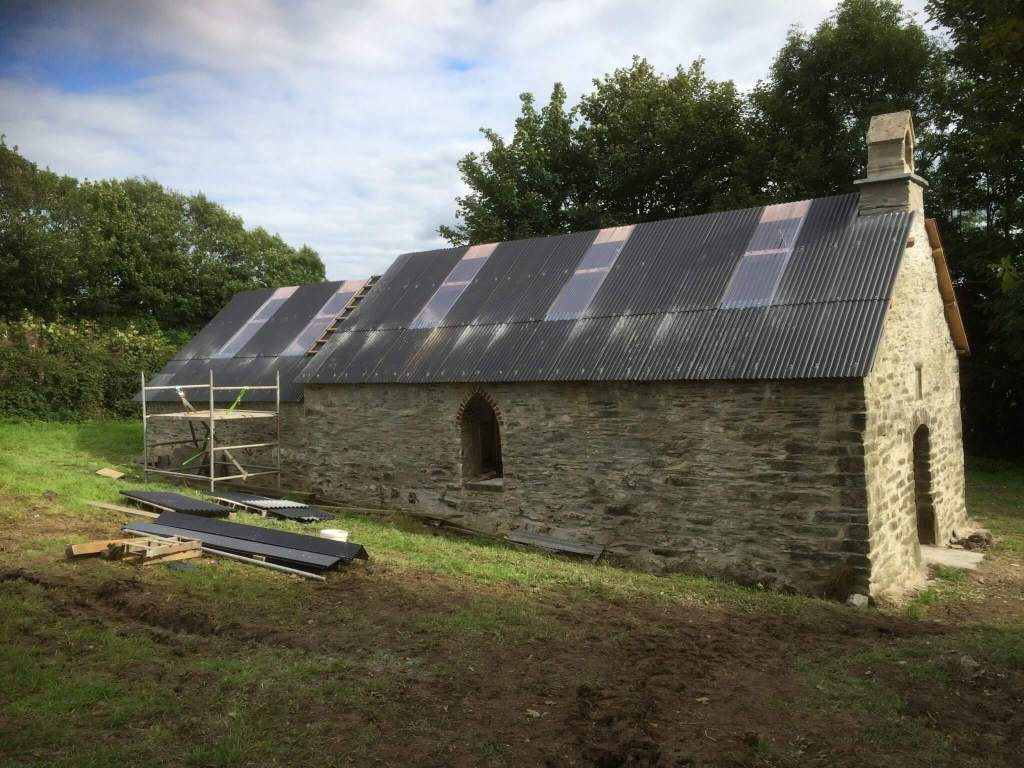 FRON FARM- A CARMARTHENSHIRE FARM STEEPED IN HISTORY