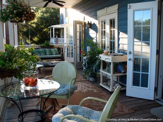 Back Screened Porch Ideas