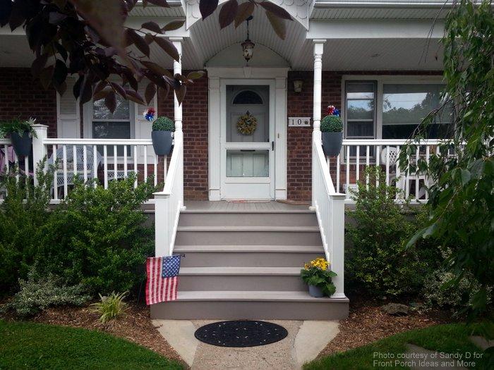 Mobile Home Porch Steps