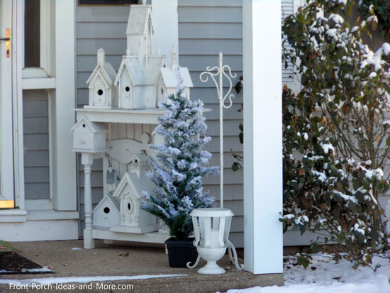 Winter Decorating Ideas For Your Porch Decorating Ideas