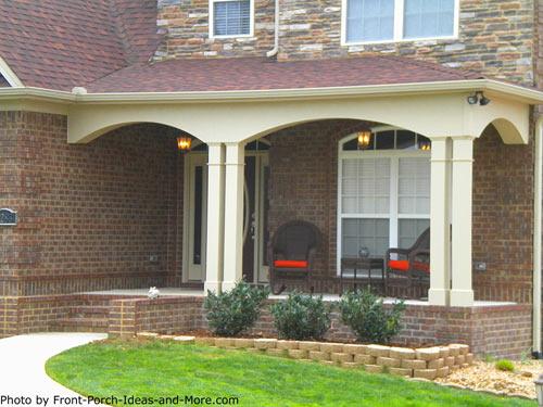 Modern Front Porch Designs