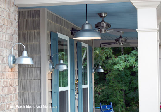Outdoor Pendant Porch Lights