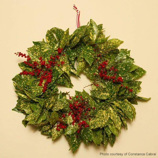 Instructions For Making Christmas Wreaths
