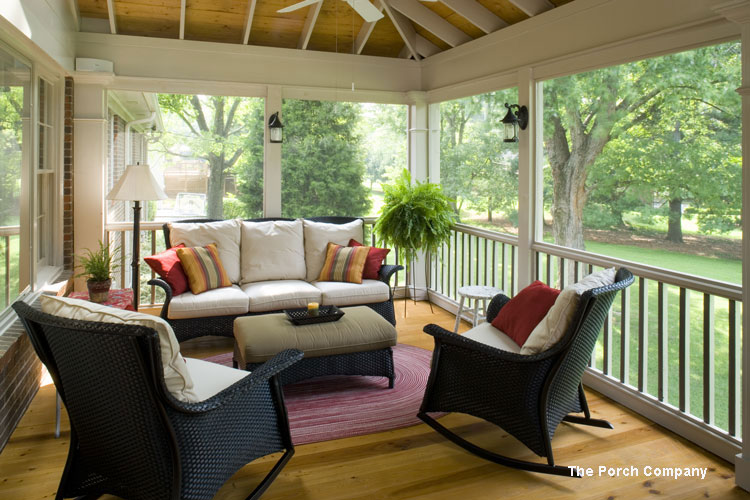 porch electrical systems wiring