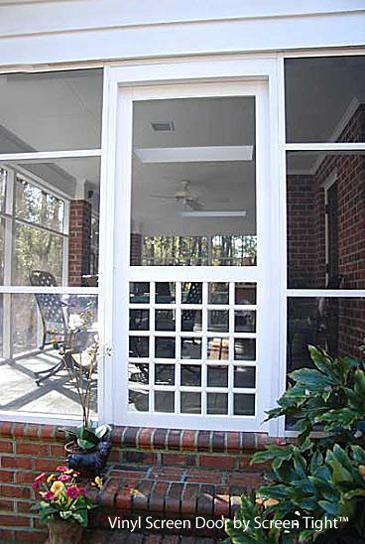 Screen Porch Door