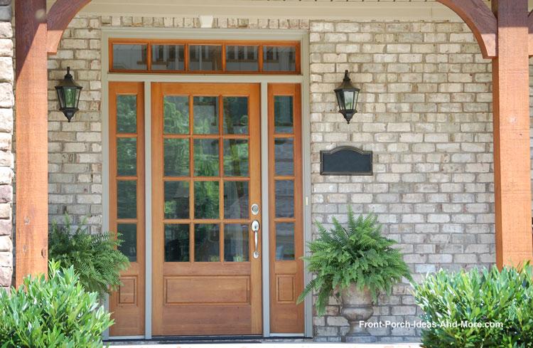 Exterior Front Doors Door Decorations Front Doors